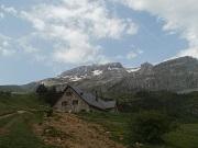 Bisaurín visto desde Lizara